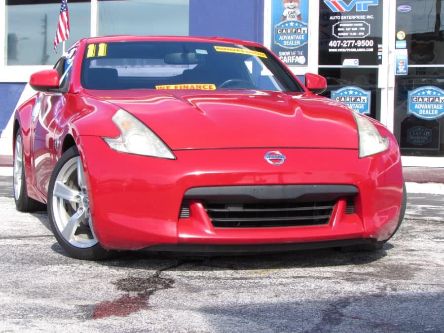 Used 2011 Nissan 370Z in Orlando, Florida | VIP Auto Enterprise, Inc. Orlando, Florida