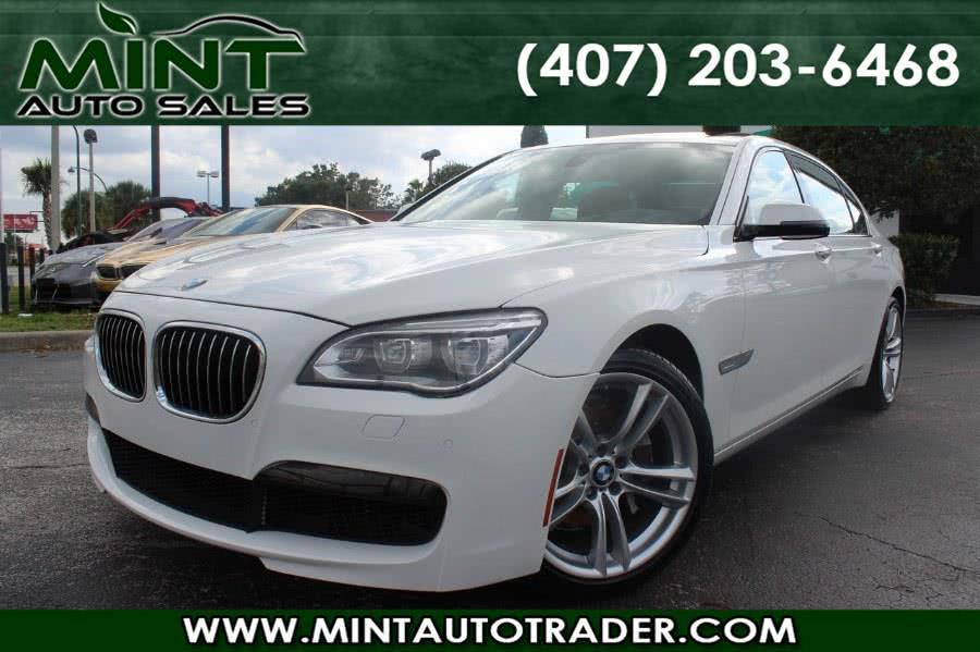 Used 2013 BMW 7 Series in Orlando, Florida | Mint Auto Sales. Orlando, Florida