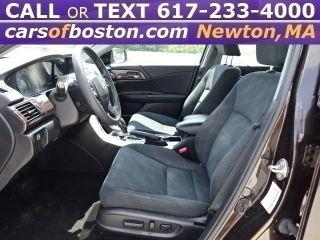 2017 Honda Accord Sedan EX CVT, available for sale in Newton, Massachusetts   Motorcars of Boston. Newton, Massachusetts