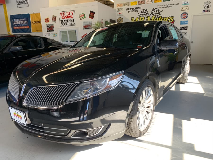 Used Lincoln MKS 4dr Sdn 3.7L AWD 2014 | MP Motors Inc. West Babylon , New York