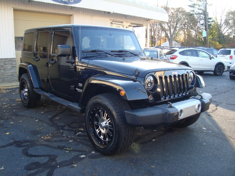 Used 2011 Jeep Wrangler Unlimited in Manchester, Connecticut | Yara Motors. Manchester, Connecticut