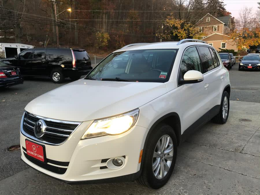2009 Volkswagen Tiguan AWD 4dr SE, available for sale in Watertown, Connecticut   House of Cars. Watertown, Connecticut