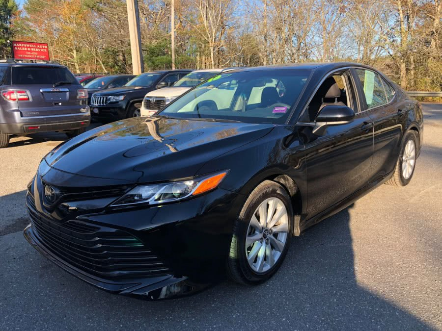 Used 2018 Toyota Camry in Harpswell, Maine | Harpswell Auto Sales Inc. Harpswell, Maine