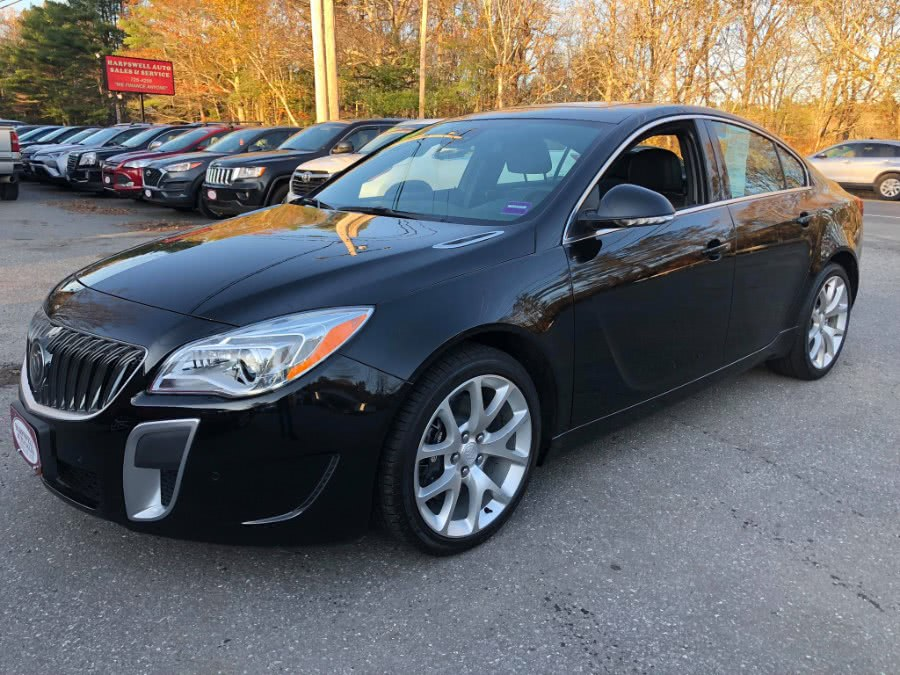 New 2017 Buick Regal in Harpswell, Maine | Harpswell Auto Sales Inc. Harpswell, Maine