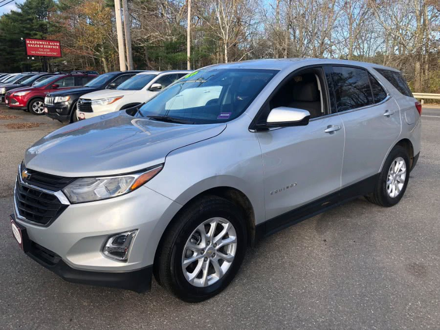 Used 2018 Chevrolet Equinox in Harpswell, Maine | Harpswell Auto Sales Inc. Harpswell, Maine