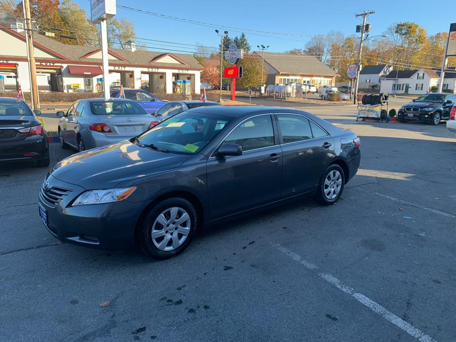 2007 Toyota Camry 4dr Sdn I4 Auto XLE (Natl), available for sale in Taunton, Massachusetts | Rt 138 Auto Center Inc . Taunton, Massachusetts