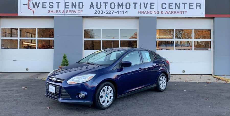 Used Ford Focus SE 2012 | West End Automotive Center. Waterbury, Connecticut