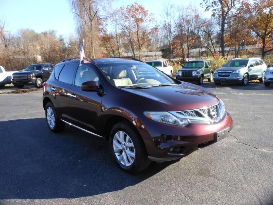 Used 2014 Nissan Murano in Yantic, Connecticut | Yantic Auto Center. Yantic, Connecticut