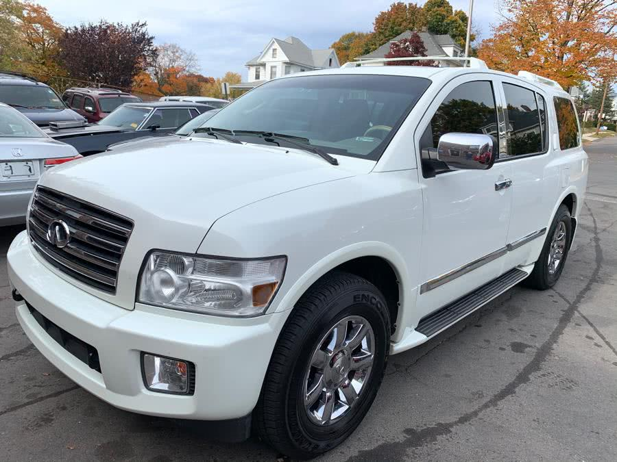 Used 2006 Infiniti QX56 in New Britain, Connecticut | Central Auto Sales & Service. New Britain, Connecticut