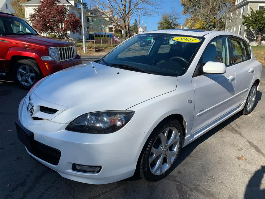 Used 2007 Mazda Mazda3 in New Britain, Connecticut | Central Auto Sales & Service. New Britain, Connecticut