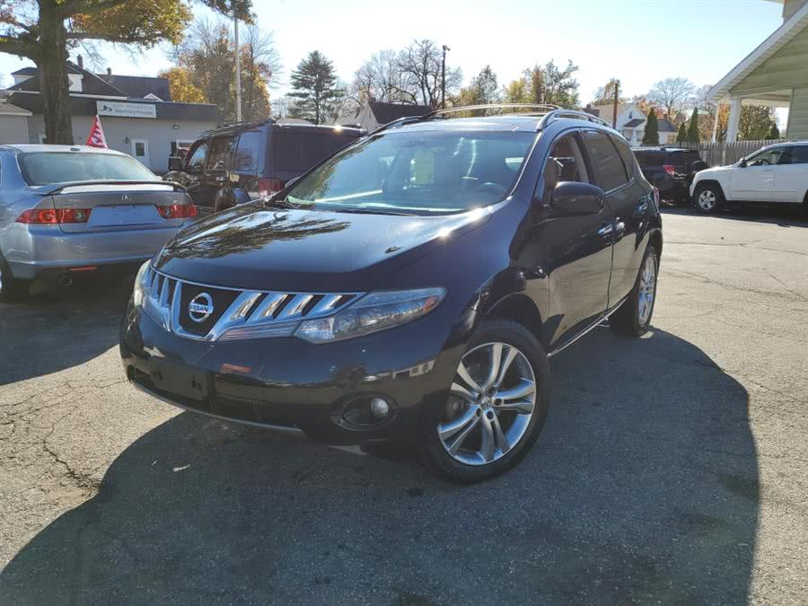 2009 Nissan Murano AWD 4dr SL, available for sale in Springfield, Massachusetts | Absolute Motors Inc. Springfield, Massachusetts