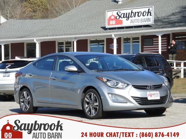Used 2015 Hyundai Elantra in Old Saybrook, Connecticut   Saybrook Auto Barn. Old Saybrook, Connecticut