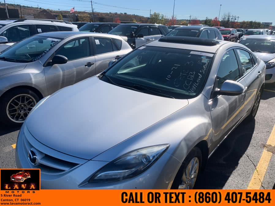 Used 2012 Mazda Mazda6 in Canton, Connecticut | Lava Motors. Canton, Connecticut