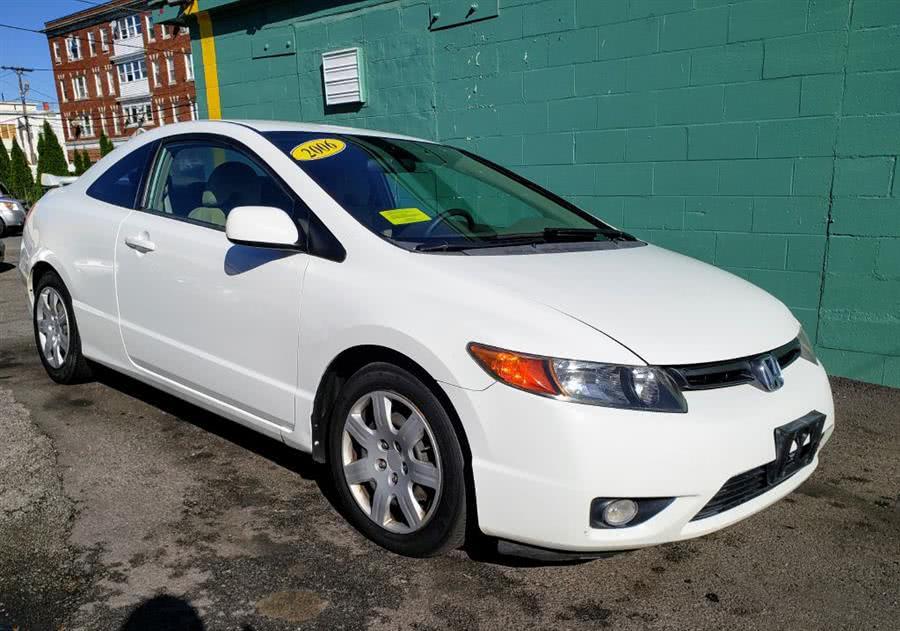 Used 2006 Honda Civic in Lawrence, Massachusetts | Home Run Auto Sales Inc. Lawrence, Massachusetts
