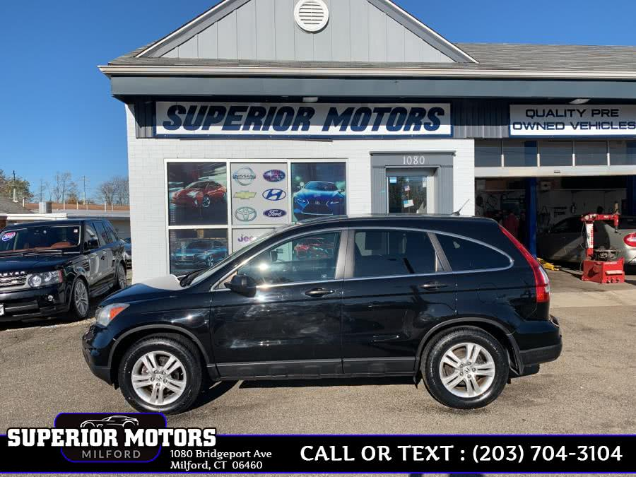 Used 2010 Honda CR-V EX in Milford, Connecticut   Superior Motors LLC. Milford, Connecticut