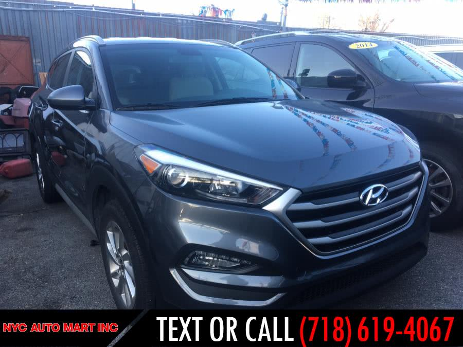 Used 2018 Hyundai Tucson in Brooklyn, New York | NYC Automart Inc. Brooklyn, New York