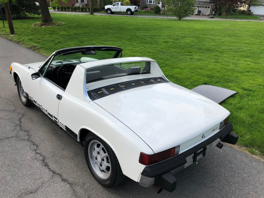 1972 PORSCHE 914 TARGA, available for sale in Bronx, New York | TNT Auto Sales USA inc. Bronx, New York