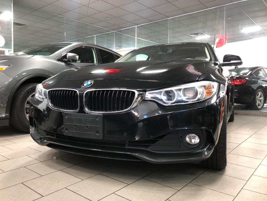 2015 BMW 4 Series 2dr Cpe 428i xDrive AWD, available for sale in Bronx, New York | TNT Auto Sales USA inc. Bronx, New York