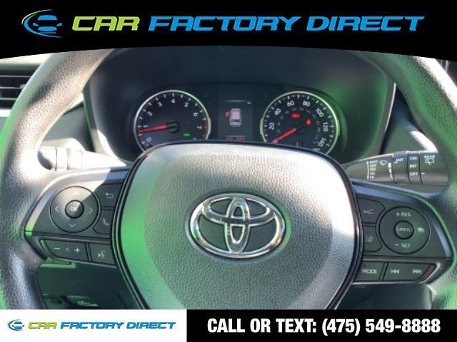 2019 Toyota Rav4 XLE awd, available for sale in Milford, Connecticut | Car Factory Direct. Milford, Connecticut