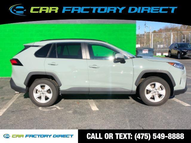 2019 Toyota Rav4 XLE awd, available for sale in Milford, Connecticut   Car Factory Direct. Milford, Connecticut