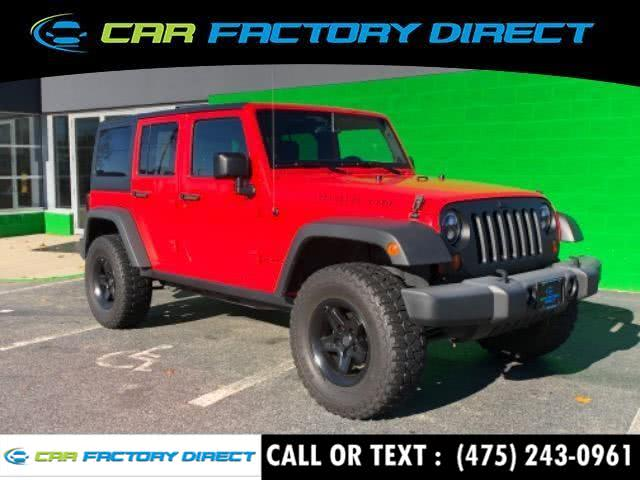 Used 2013 Jeep Wrangler Unlimited in Milford, Connecticut | Car Factory Direct. Milford, Connecticut