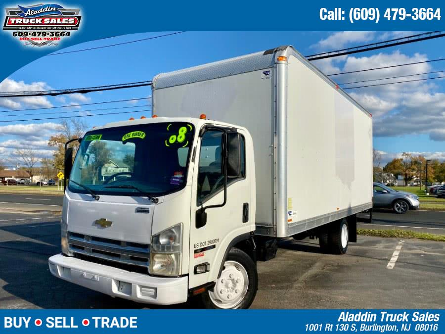 Used 2008 Chevrolet W5500 in Burlington, New Jersey | Aladdin Truck Sales. Burlington, New Jersey