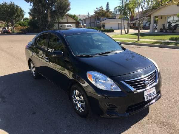 Used 2012 Nissan Versa in Orange, California | Carmir. Orange, California