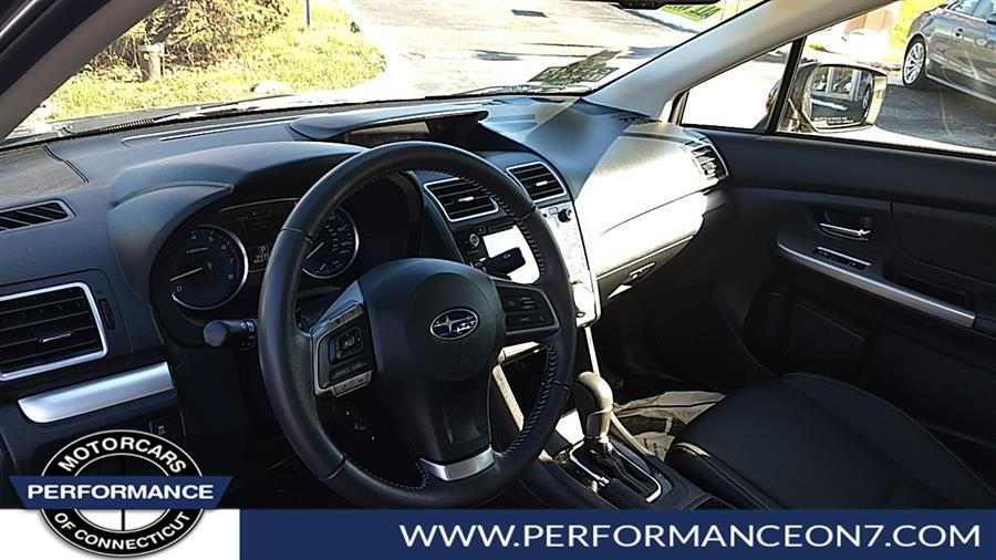 2016 Subaru Impreza Sedan 4dr CVT 2.0i Limited, available for sale in Wilton, Connecticut   Performance Motor Cars. Wilton, Connecticut