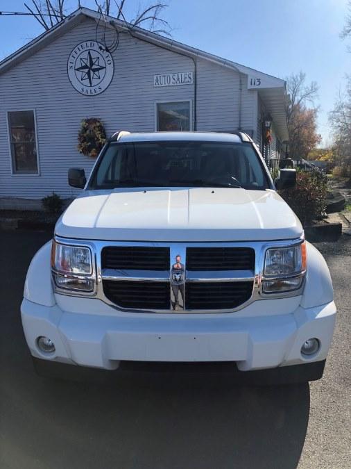 2007 Dodge nitro 4dr 4WD SLT, available for sale in Suffield, Connecticut | Suffield Auto Sales. Suffield, Connecticut