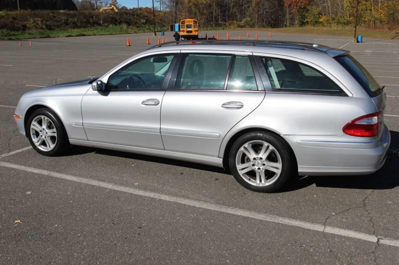 2005 Mercedes-benz E-class E 500 4MATIC AWD 4dr Wagon, available for sale in Waterbury, Connecticut | Sphinx Motorcars. Waterbury, Connecticut