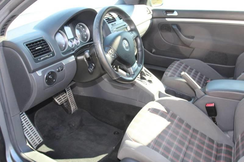 2007 Volkswagen Gti Base 2dr Hatchback (2L I4 6A), available for sale in Waterbury, Connecticut | Sphinx Motorcars. Waterbury, Connecticut