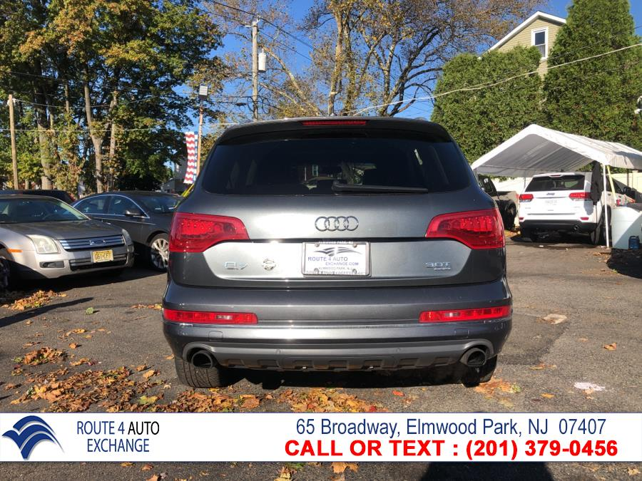 Used Audi Q7 quattro 4dr 3.0T Premium Plus 2014 | Route 4 Auto Exchange. Elmwood Park, New Jersey