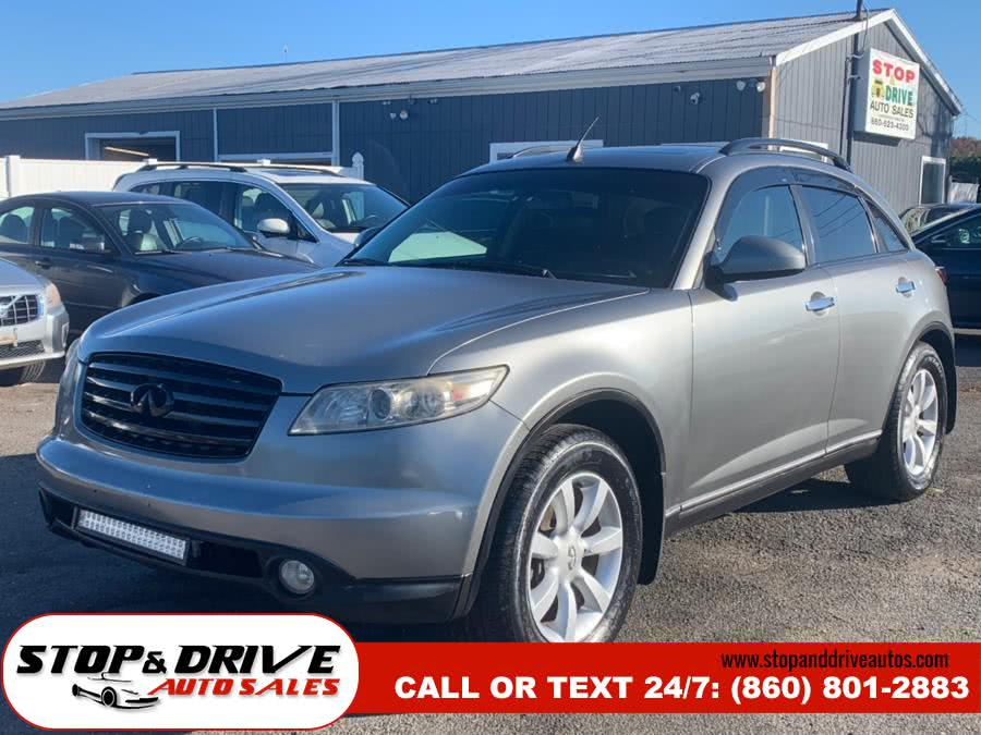 Used 2005 Infiniti FX35 in East Windsor, Connecticut | Stop & Drive Auto Sales. East Windsor, Connecticut