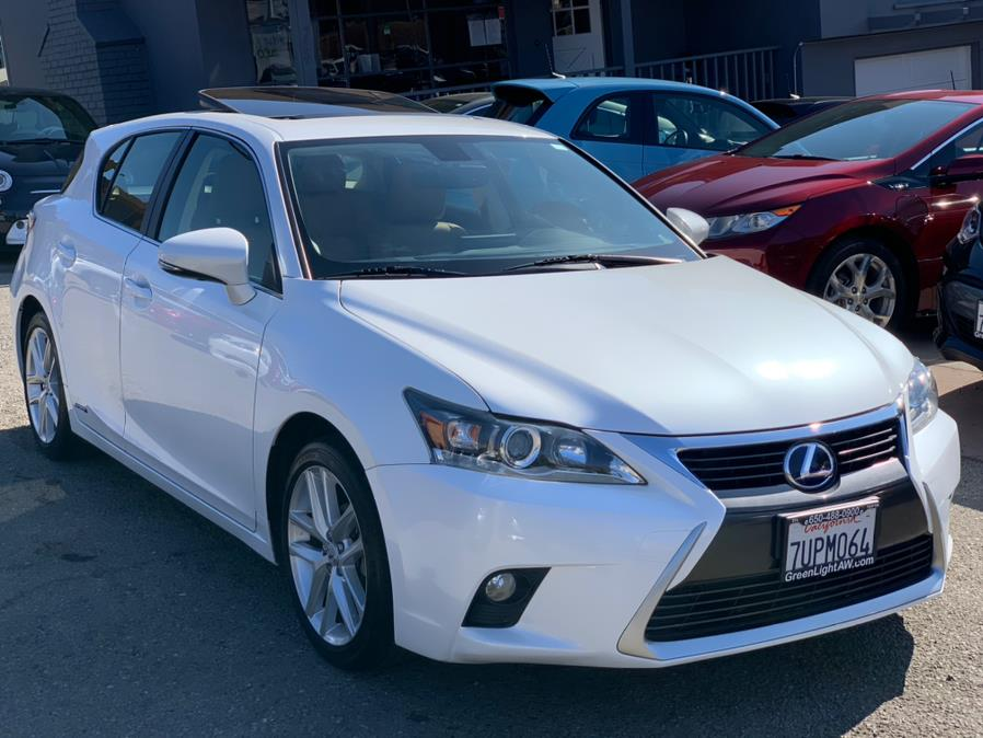 2016 Lexus CT 200h Premium, available for sale in Daly City, California | Green Light Auto Wholesale. Daly City, California