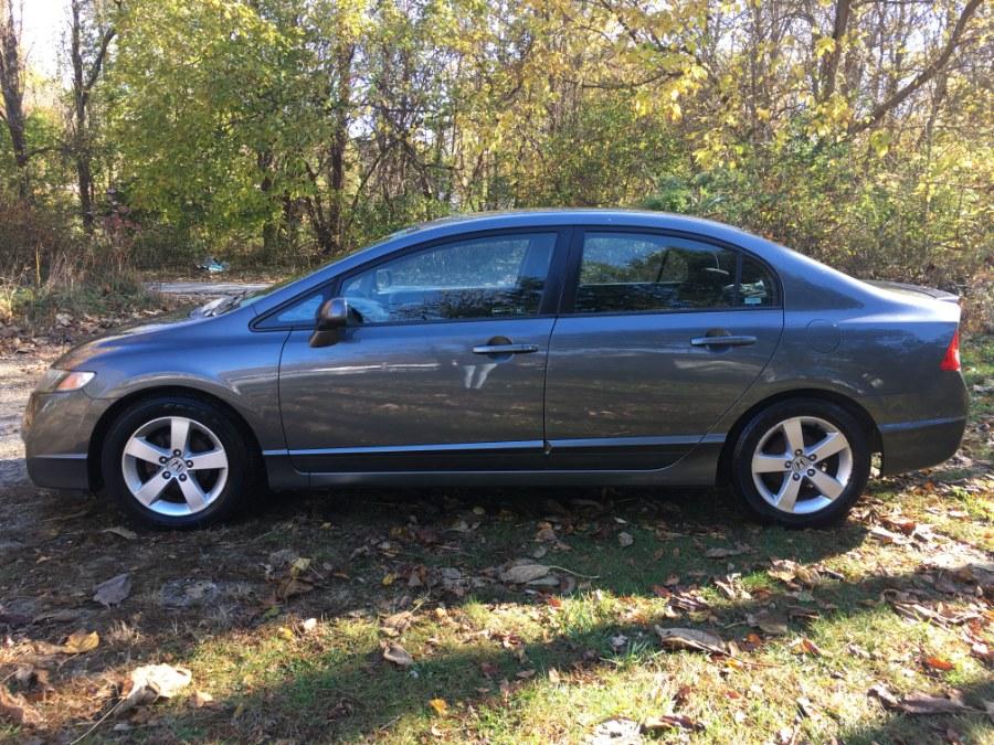 2009 Honda Civic Sdn 4dr Auto LX-S, available for sale in Norwich, Connecticut | Elite Auto Brokers LLC. Norwich, Connecticut