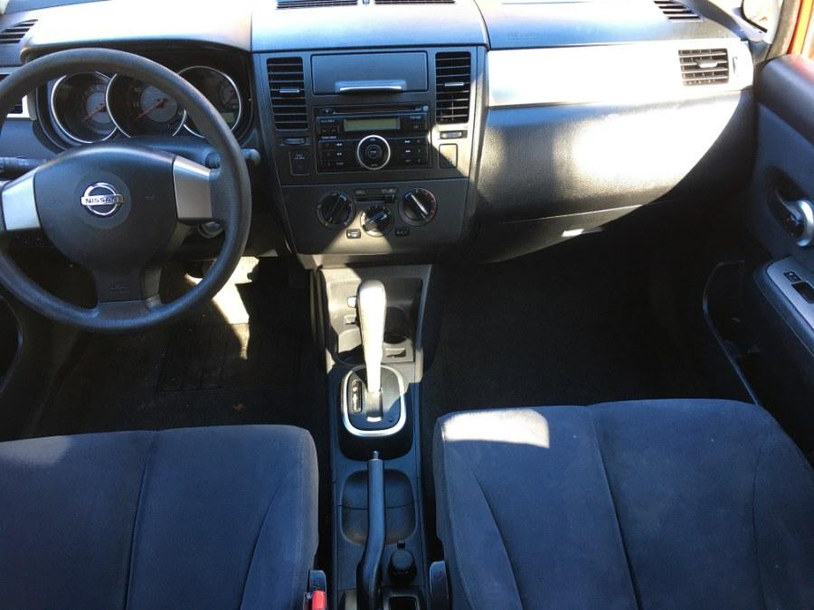 2007 Nissan Versa 5dr HB I4 Auto 1.8 S, available for sale in Norwich, Connecticut | Elite Auto Brokers LLC. Norwich, Connecticut