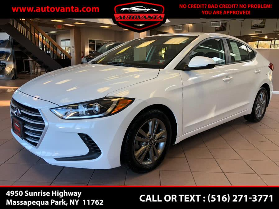 Used 2018 Hyundai Elantra in Massapequa Park, New York | Autovanta. Massapequa Park, New York