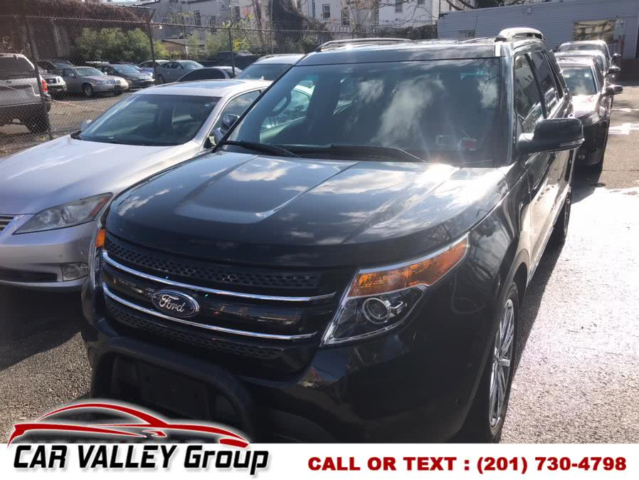 Used 2012 Ford Explorer in Jersey City, New Jersey | Car Valley Group. Jersey City, New Jersey