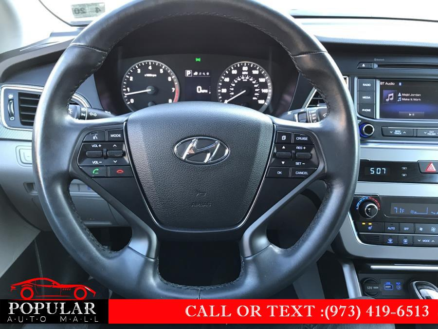 2015 Hyundai Sonata 4dr Sdn 2.4L Sport, available for sale in Newark , New Jersey | Popular Auto Mall Inc . Newark , New Jersey