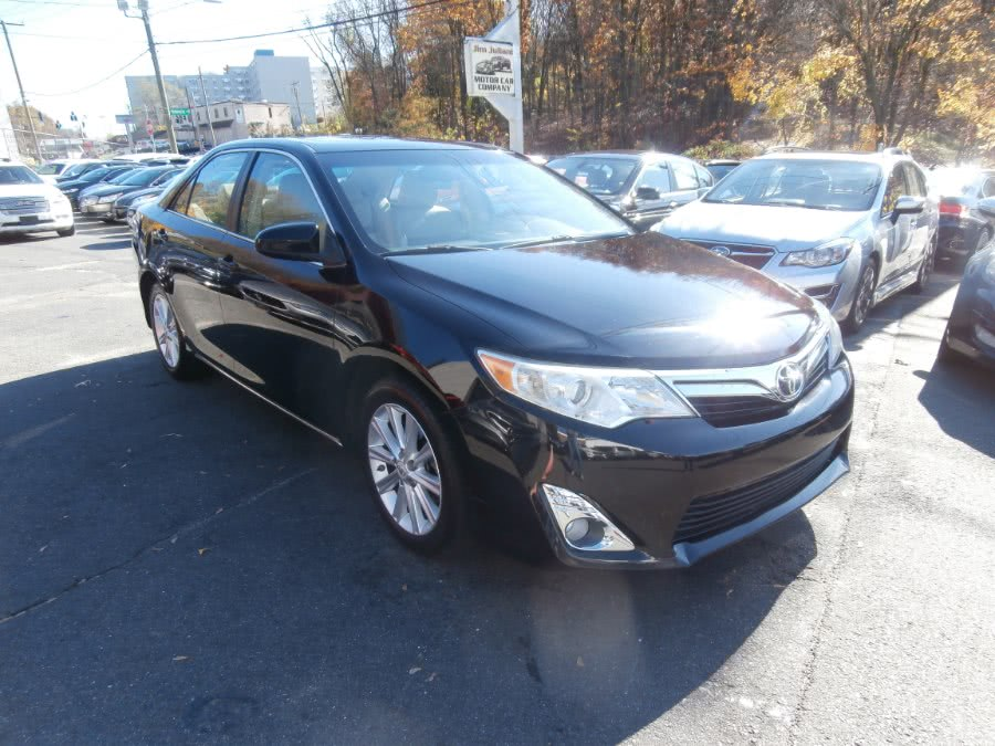 Used Toyota Camry 4dr Sdn I4 Auto XLE Sport Limited Edition 2012 | Jim Juliani Motors. Waterbury, Connecticut