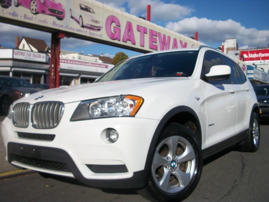 Used 2012 BMW X3 in Jamaica, New York | Gateway Car Dealer Inc. Jamaica, New York