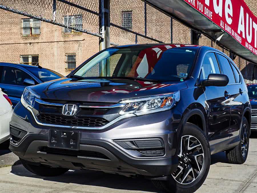 Used 2016 Honda CR-V in Jamaica, New York   Hillside Auto Mall Inc.. Jamaica, New York