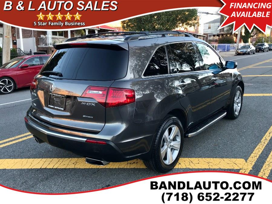 2011 Acura MDX AWD 4dr, available for sale in Bronx, New York   B & L Auto Sales LLC. Bronx, New York