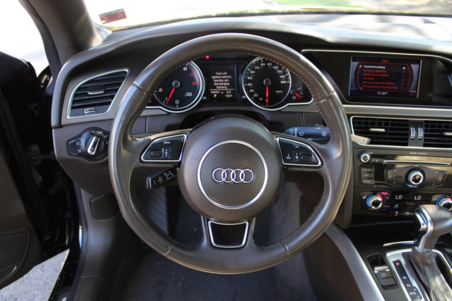 2013 Audi A5 2dr Cabriolet Auto FrontTrak 2.0T Premium, available for sale in Great Neck, NY