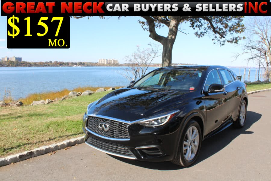 Used 2017 INFINITI QX30 in Great Neck, New York