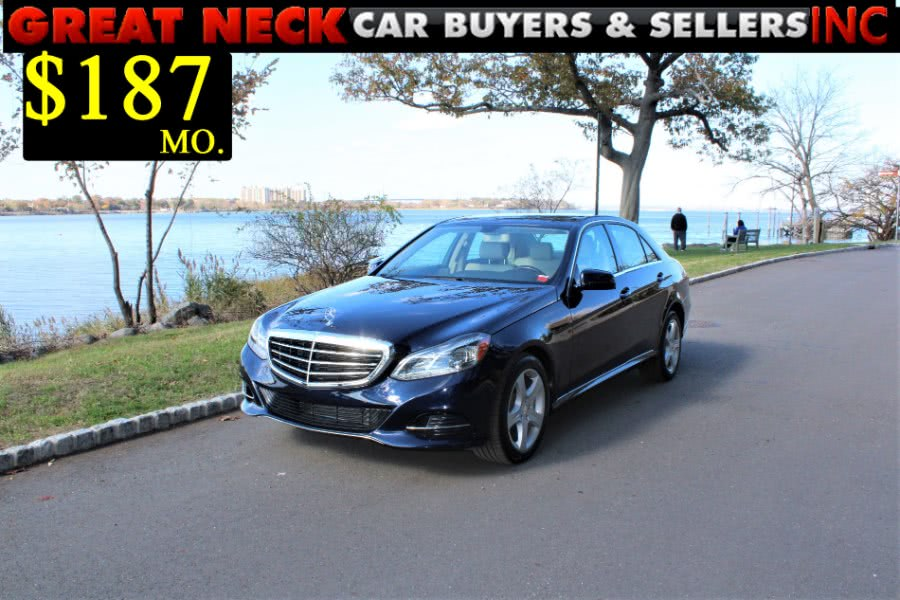 Used 2014 Mercedes-Benz E-Class in Great Neck, New York