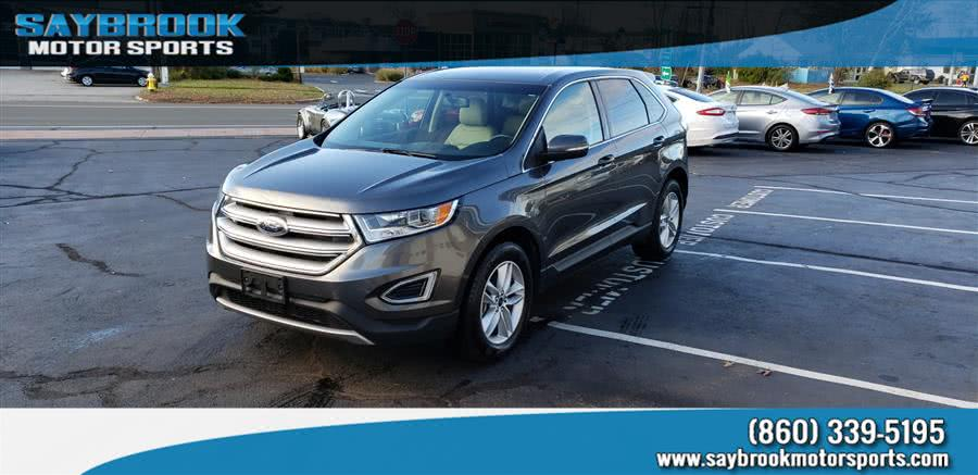 Used 2015 Ford Edge in Old Saybrook, Connecticut | Saybrook Motor Sports. Old Saybrook, Connecticut