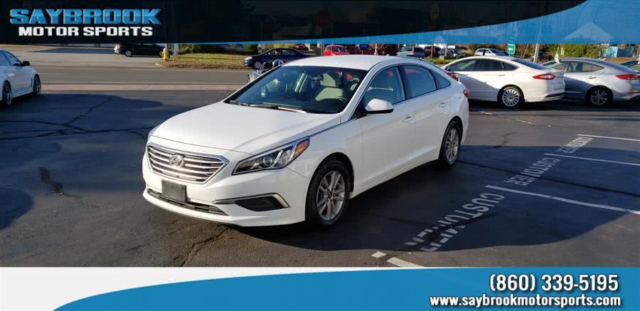 Used 2016 Hyundai Sonata in Old Saybrook, Connecticut | Saybrook Motor Sports. Old Saybrook, Connecticut