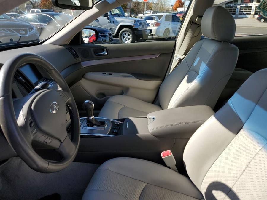 Used Infiniti Q40 4dr Sdn AWD 2015 | Saybrook Motor Sports. Old Saybrook, Connecticut