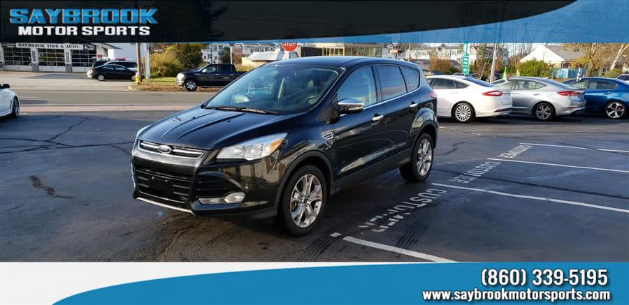 Used 2013 Ford Escape in Old Saybrook, Connecticut | Saybrook Motor Sports. Old Saybrook, Connecticut